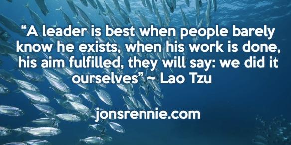 Leadership Lao Tzu