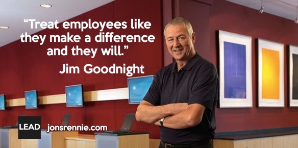 Jim Goodnight quote