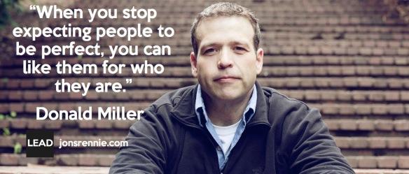 Donald Miller WP
